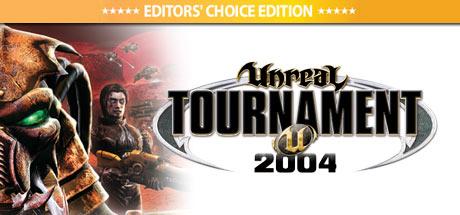 Unreal Tournament 2004 Logo