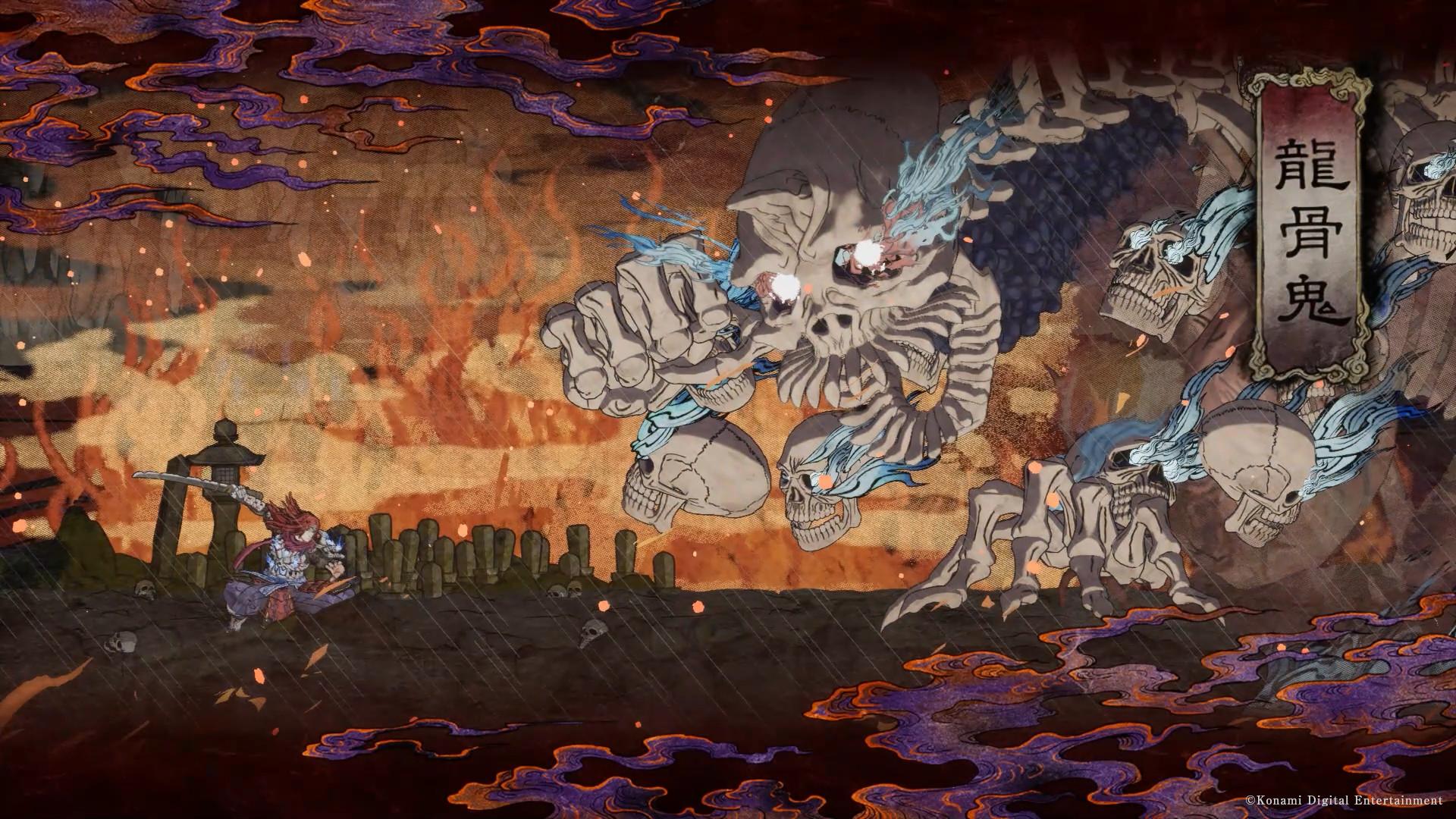 月风魔传:不死之月/GetsuFumaDen: Undying Moon(v0.3.8)