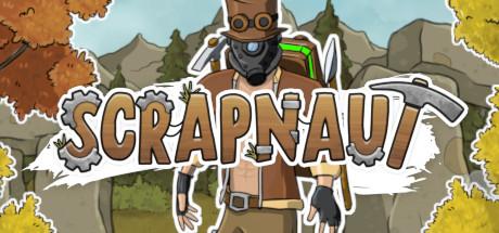 Scrapnaut [PT-BR] Capa
