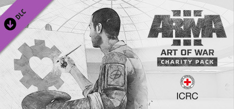 Arma 3 Art of War Charity Pack [PT-BR] Capa