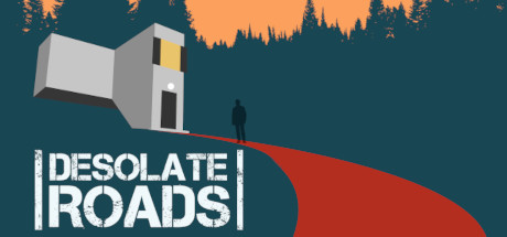 Desolate Roads Capa