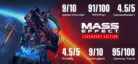 Mass Effect™ Legendary Edition Cover Image