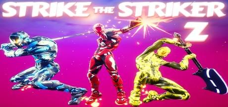Strike The Striker Z [PT-BR] Capa
