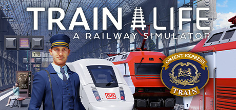Train Life A Railway Simulator Capa