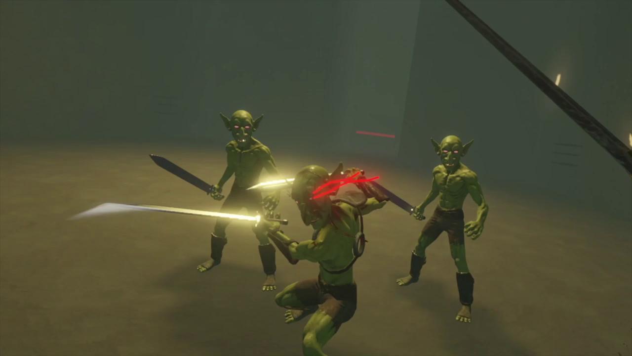 Oculus Quest 游戏《Battle Talent》战斗天赋插图(2)