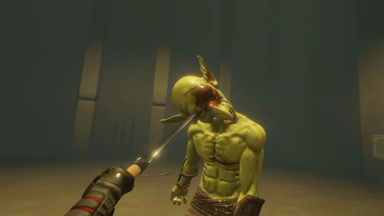 Oculus Quest 游戏《Battle Talent》战斗天赋插图(1)