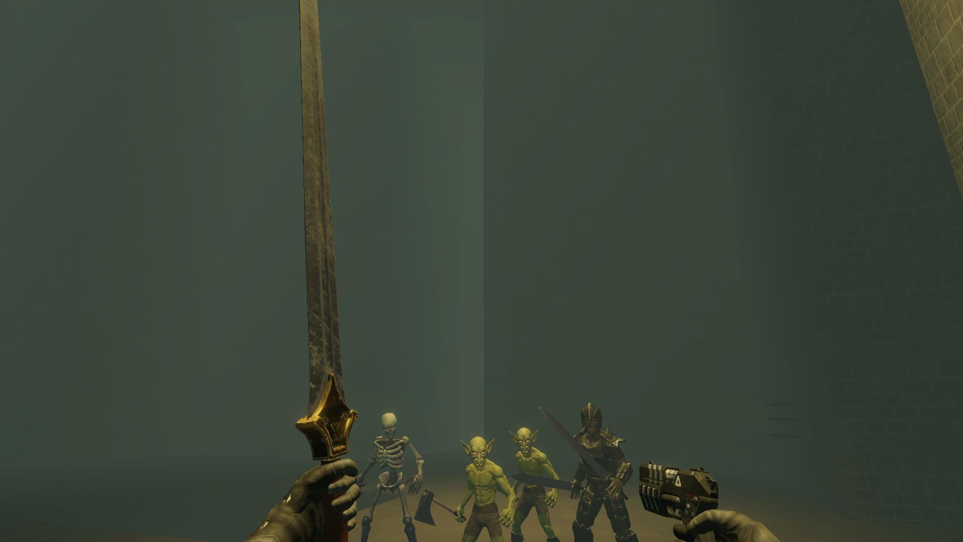 Oculus Quest 游戏《Battle Talent》战斗天赋插图