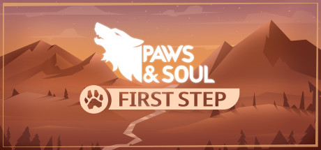 Paws and Soul: First Step Cover Image
