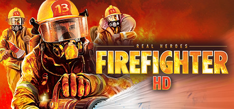 Real Heroes Firefighter HD Capa