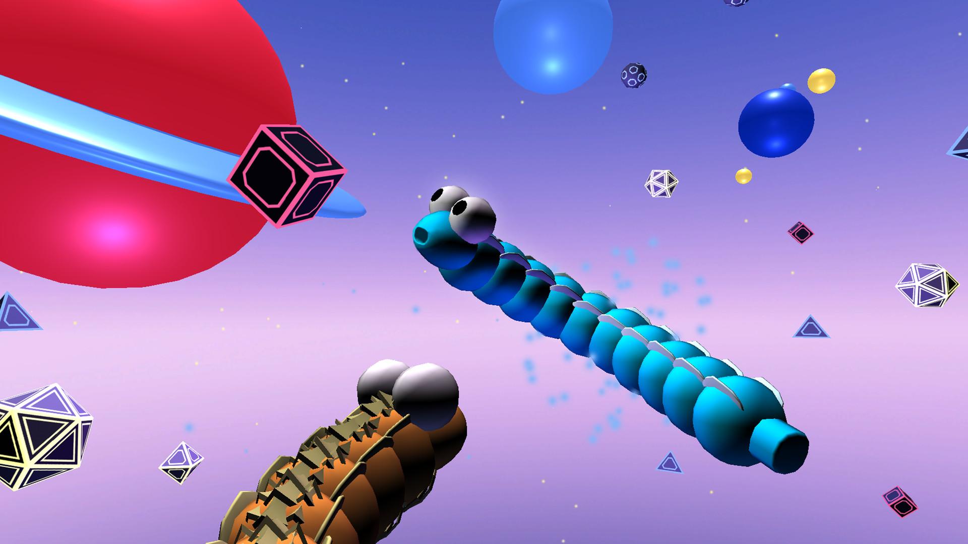 Oculus Quest 游戏《Space Slurpies》VR贪吃蛇插图(3)