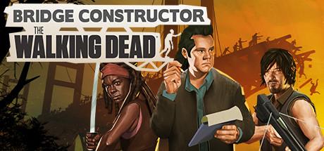 Bridge Constructor The Walking Dead [PT-BR] Capa