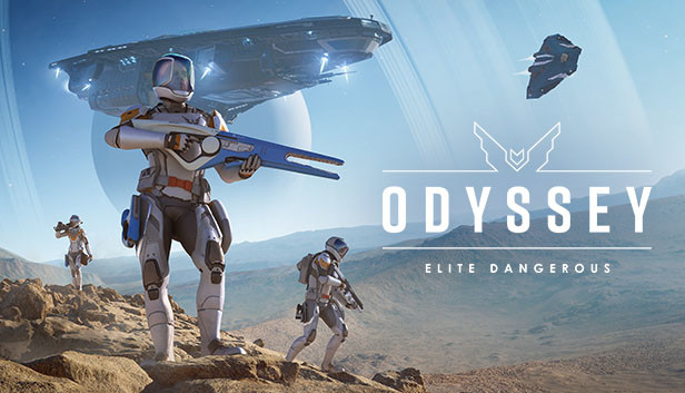 Elite Dangerous: Odyssey (DLC)