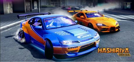 Hashiriya Drifter-Online Drift Racing Multiplayer (DRIFT/DRAG/RACING) Cover Image