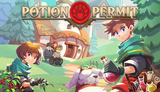 Potion Permit on Steam