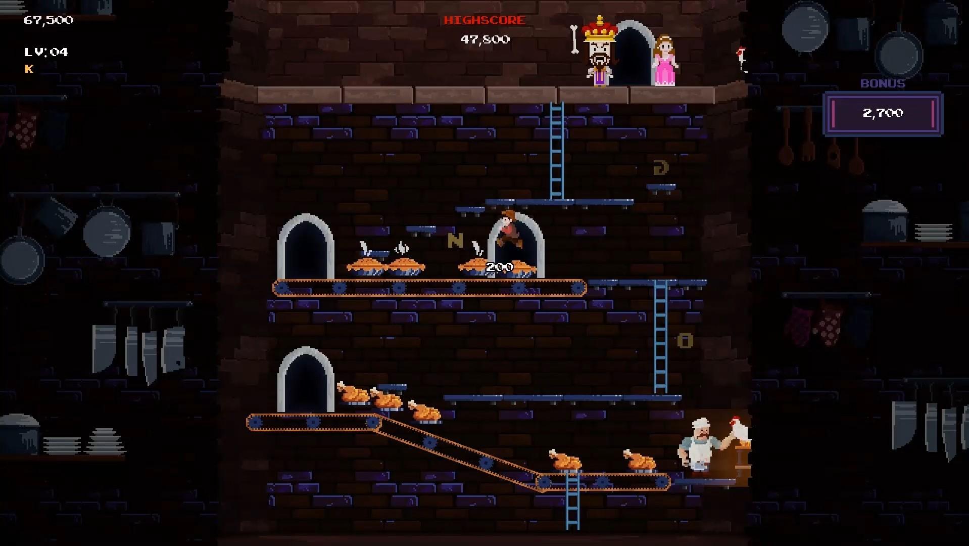 Castle Kong - Full Game Unlock on Steam