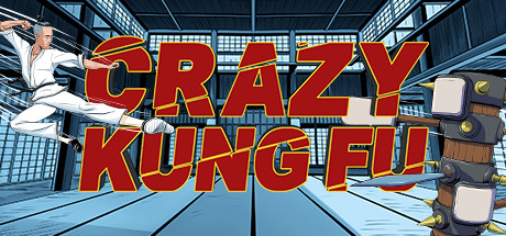 Crazy Kung Fu Cover Image