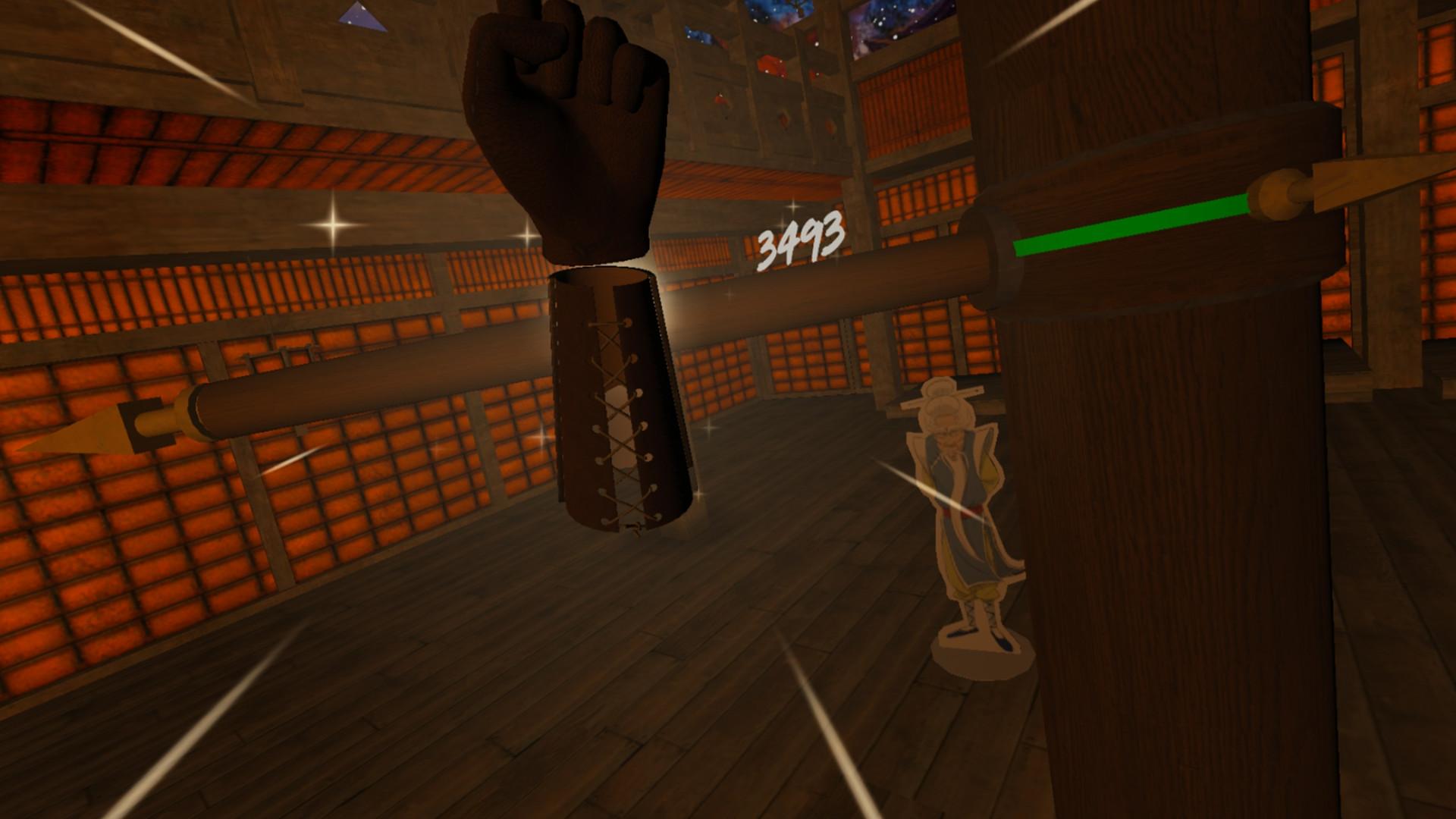 Oculus Quest 游戏《Crazy Kung Fu》疯狂功夫训练插图(2)