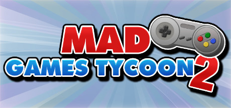 Mad Games Tycoon 2 Capa