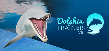 Dolphin Trainer VR Cover Image