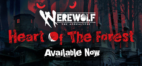 Werewolf The Apocalypse  Heart of the Forest Capa