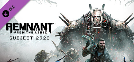 Remnant From the Ashes  Subject 2923 [PT-BR] Capa