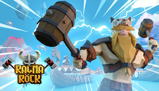 Save 15% on Ragnarock on Steam