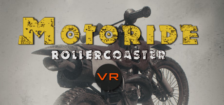 Motoride Rollercoaster VR Cover Image