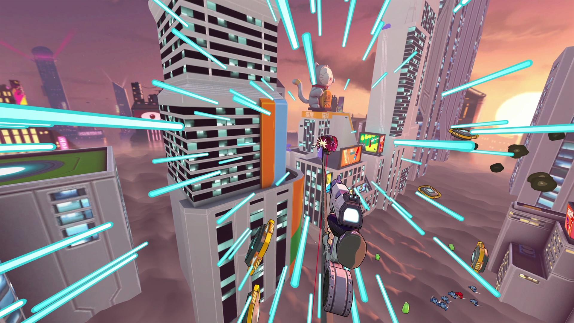 Oculus Quest 游戏《Swarm VR》群战插图(2)