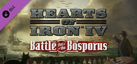 Expansion  Hearts of Iron IV Battle for the Bosporus Capa