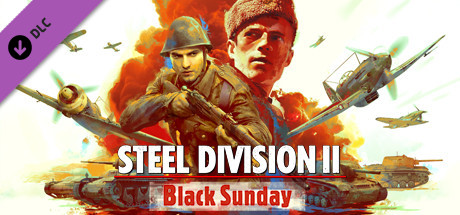Steel Division 2  Black Sunday Capa