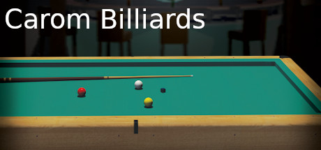 Carom Billiards Cover Image