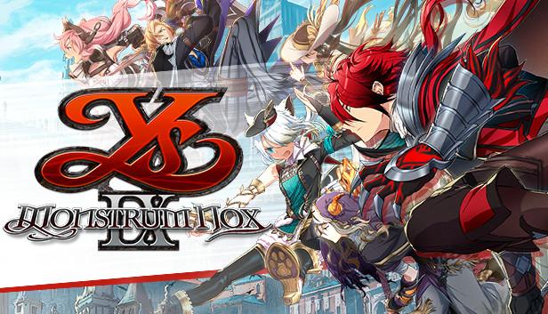 PS4 YS9 Monstrum NOX YS 9