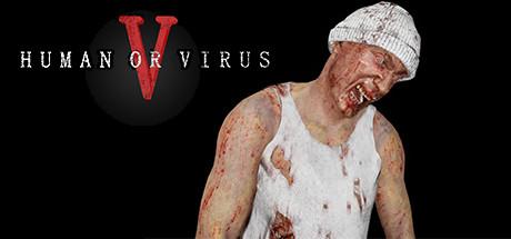 Human Or Virus Capa
