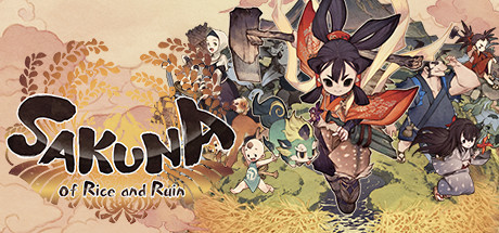 Sakuna Of Rice and Ruin Capa
