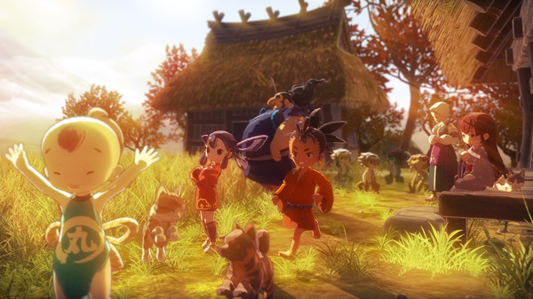 Sakuna: Of Rice and Ruin Free Steam Key 1