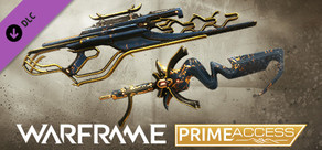 Warframe Inaros Prime Access: Devour Pack