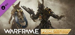 Warframe Inaros Prime Access: Accessories Pack