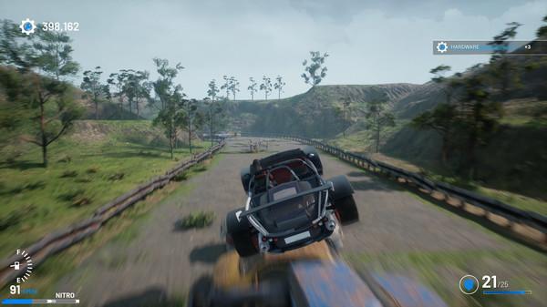 Road Z The Last Drive PC 3
