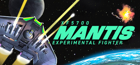 XF5700 Mantis Experimental Fighter Cover Image
