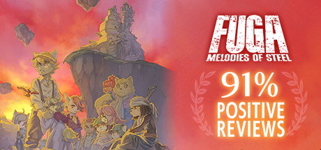 Fuga: Melodies of Steel Cover Image