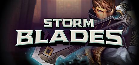 Stormblades Capa