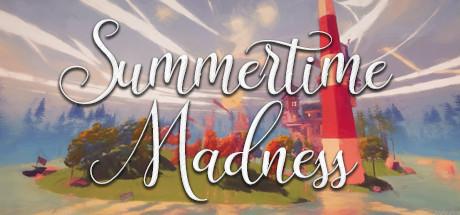 Summertime Madness Capa