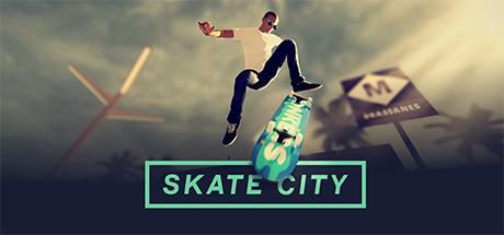 Skate City Cover Image