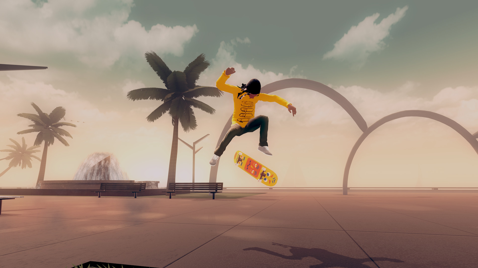 Skate City confirma su lanzamiento en consolas y PC 2