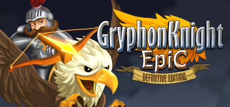 Gryphon Knight Epic Definitive Edition [PT-BR] Capa