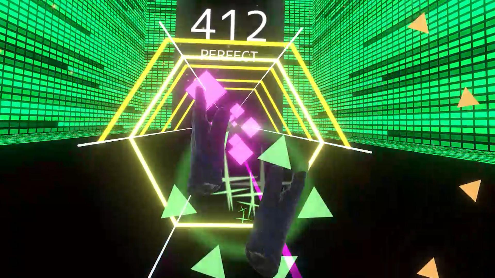 Oculus Quest 游戏《Resonark X Lite》节奏共振插图(3)