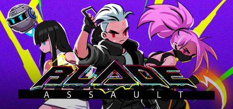 Blade Assault Capa