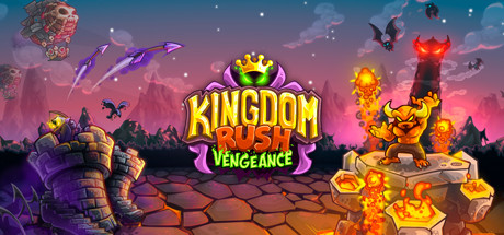 Kingdom Rush Vengeance  Tower Defense [PT-BR] Capa