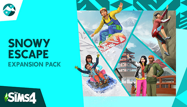 The Sims 4 Snowy Escape Expansion Pack On Steam