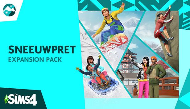 De Sims 4 Sneeuwpret Expansion Pack Op Steam